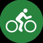 Damian i rower